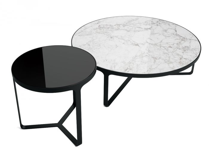 Buy Tacchini Cage Large Round Coffee Table Online At