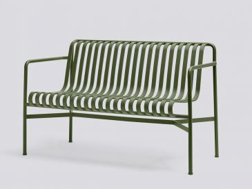 Hay Palissade Outdoor Dining Bench