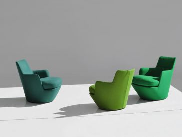 Bensen Lo-Turn Chair