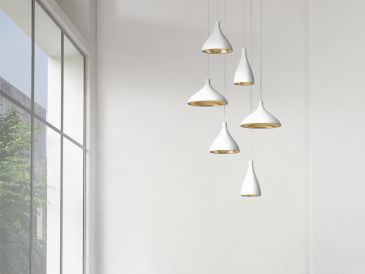 Pablo Swell Chandelier