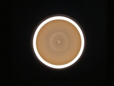 Resident Mesh Space Wall Light