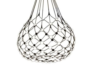 Luceplan Lighting Mesh Pendant
