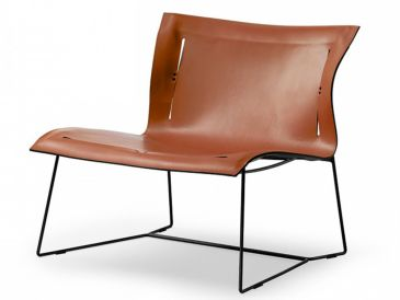 Walter Knoll Cuoio Lounge Chair
