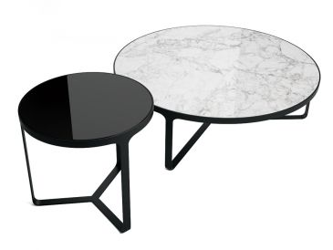 Tacchini Cage Large Round Coffee Table