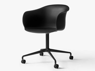 &Tradition Elefy JH36 Swivel Chair With Castors