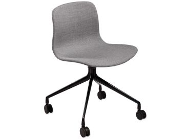 Hay About A Chair AAC15 Upholstered With Swivel Base & Castors