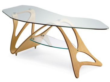 Zanotta Arabesco Coffee Table