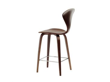 Cherner Wood Base Bar/Counter Stool