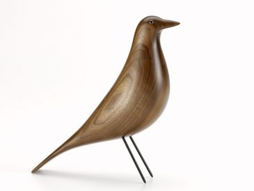 Vitra Eames House Bird Walnut