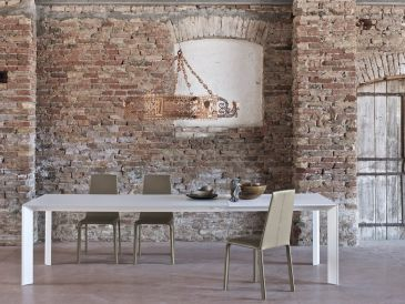 Bontempi Casa Genio Extending Table