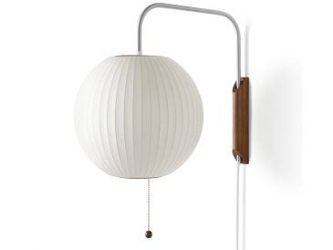George Nelson Bubble Ball Wall Sconce