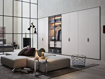 Molteni Master-Grip Door Wardrobe