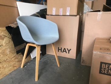 Hay About a Chair AAC23