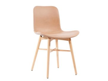 NORR11 Langue Dining Chair Leather