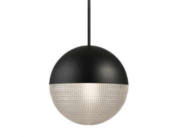 Lee Broom Lens Flair Pendant Black