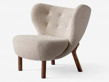 &Tradition Little Petra Lounge Chair
