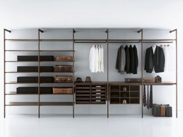 Porro Storage Walk-In Wardrobe
