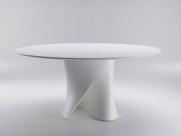 MDF Italia Oval S Table