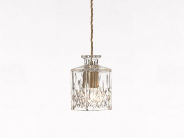 Lee Broom Square Decanterlight