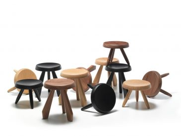 Cassina Tabouret Berger and Meribel