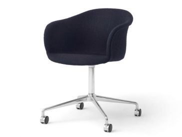 &Tradition Elefy JH37 Swivel Chair With Castors