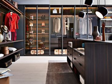 Molteni Master-Window Door Wardrobe